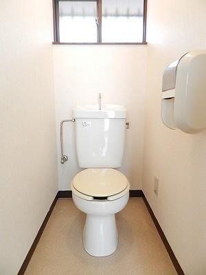 【トイレ】トムハイツ