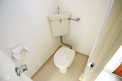 【トイレ】笛吹タウンハイツ