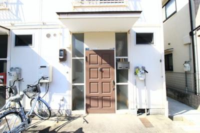 【玄関】笛吹タウンハイツ
