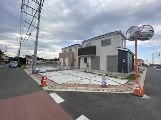 建物は延べ約29坪から約33坪と広く間取りは4LDK(4号棟3LDK)です。