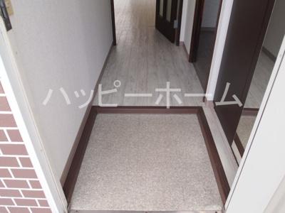 【浴室】サンシティー北新在家A棟