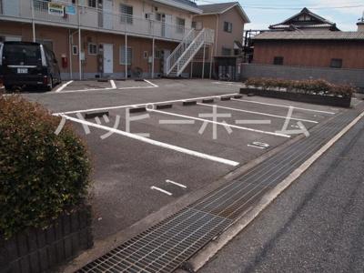 【トイレ】サンシティー北新在家A棟