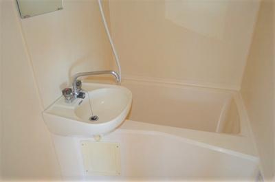 【浴室】ハイツT&Y