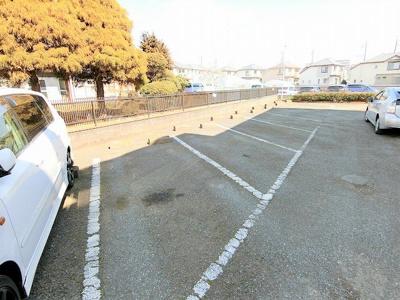 【駐車場】美堀ホワイト