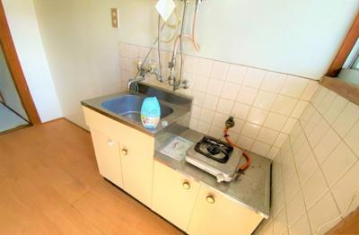 【キッチン】シュプールサホロ