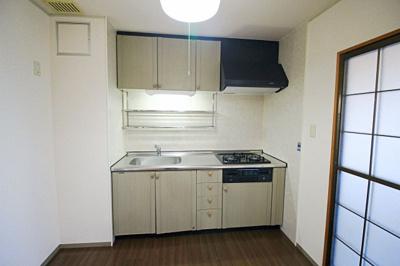 【キッチン】サニープラザB棟