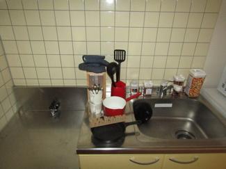 【キッチン】I's Villa Annex