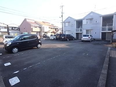【駐車場】サンライフ岡山