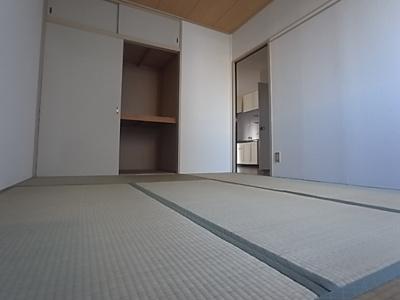 【寝室】サンライフ岡山