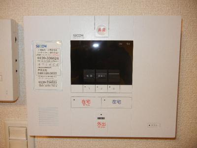 ☆ホームセキュリティー(SECOM)完備☆