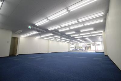 【内装】大田町三丁目店舗事務所