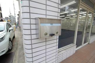 【設備】大田町三丁目店舗事務所
