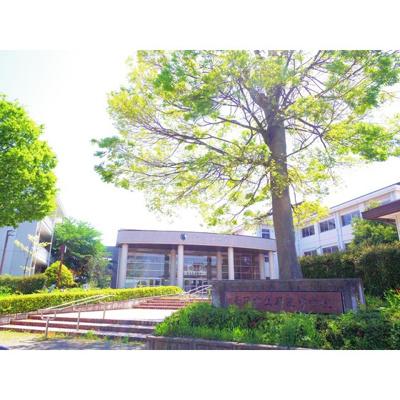 コンビニ「サークルK長野松岡店まで742m」
