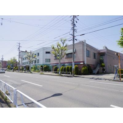 警察署・交番「長野中央警察署まで4884m」