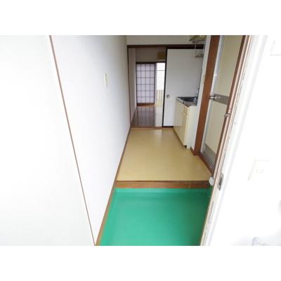 【玄関】七瀬コーポ