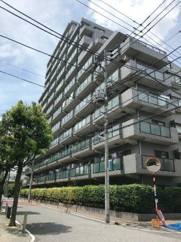 【外観】エンゼルハイム竹の塚駅前