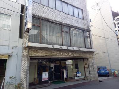 【外観】湊町3丁目1-14店舗