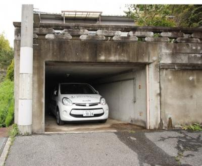 【駐車場】瀬戸町長和 中古住宅