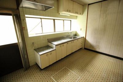 【キッチン】瀬戸町長和 中古住宅