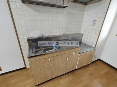 【キッチン】メゾンド・みゆき