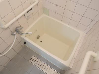 【浴室】野見町テラスハウス