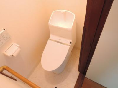 【トイレ】野見町テラスハウス