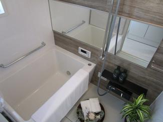 【浴室】東新井団地 17号棟