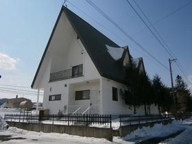 【外観】北見市留辺蘂町上町121番地8、121番地9 中古売家