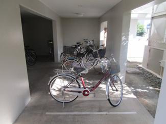 【駐輪場】セザール浦和第二