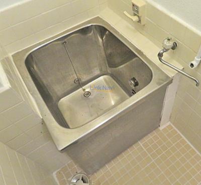 【浴室】西淀マンション