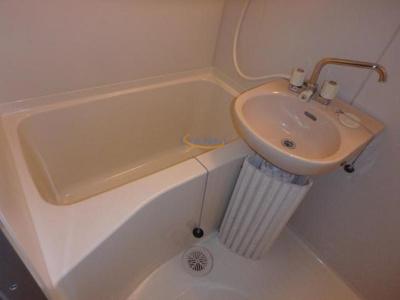 【浴室】カルムハイツ
