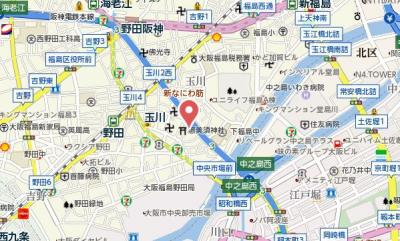 【地図】La gracieuse玉川