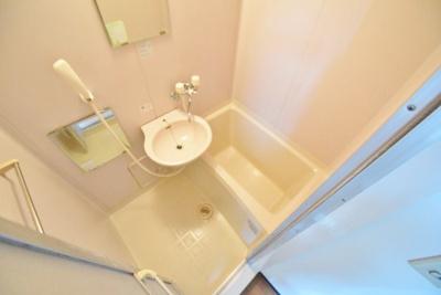 【浴室】ハイツ・ハピネス