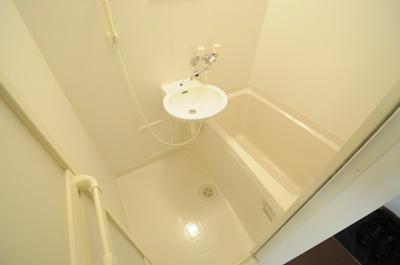 【浴室】レオパレス都A