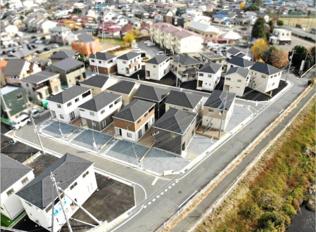 現地写真掲載 新築 高崎市井野町AO6-17 の画像
