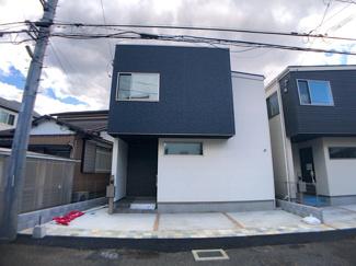新京成線「薬園台」駅徒歩6分の全3棟の新築一戸建てです。