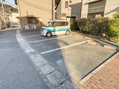 【駐車場】ディアス和田