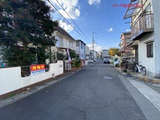 【前面道路含む現地写真】神戸市西区南別府4丁目