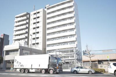 【外観】クレヴィスタ横浜新子安