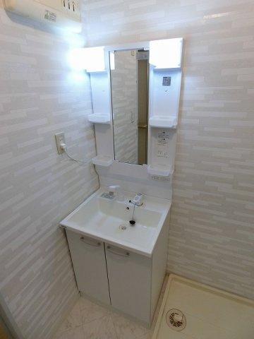 【独立洗面台】グリーンファミール