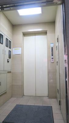 入谷の事務所。 「矢野ビル」のことなら(株)メイワ・エステーへ