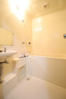 【浴室】コーポミヤノモリ