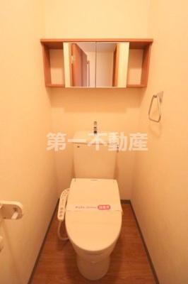 【トイレ】フェイバリット