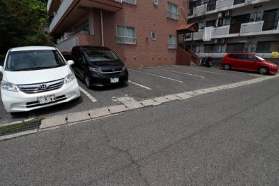 【駐車場】コーポツクダ