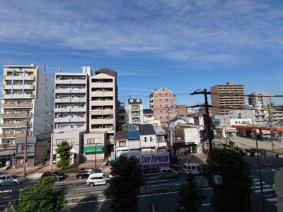 【展望】サンロイヤル都島
