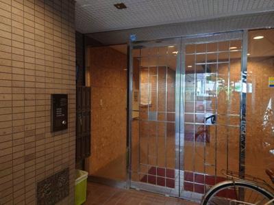 【エントランス】サンロイヤル都島
