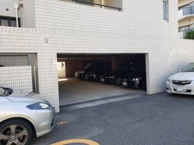 敷地内駐車場☆神戸市垂水区 五色山アーバンリズ☆