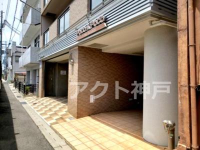 オートロック・エレベーター付☆神戸市垂水区 塩屋 賃貸☆
