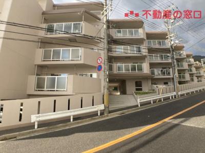 【外観】サニーハウス六甲台
