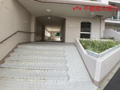 【エントランス】サニーハウス六甲台